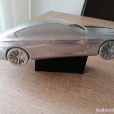 Coches a escala: ATENCIÓN!! BMW CONCEPT CS ESCALA APROX. 1/18 EN ALUMINIO MACIZO MEDIDAS 28 X 12 CM. EDICION SPECIAL.. Lote 280812713