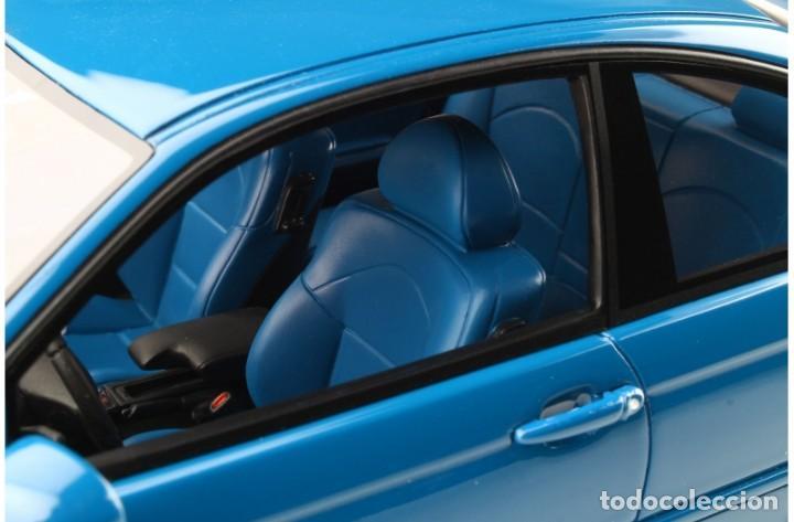 Coches a escala: BMW M3 E46 2000 Azul alguna seca. Escala 1/18 Otto mobile - Foto 3 - 282483288