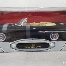 Coches a escala: CHRYSLER 300F (1960). ROAD SIGNATURE 1/18 NUEVO EN CAJA.. Lote 287701063