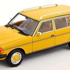 Auto in scala: MERCEDES 200 T 1982 ESCALA 1/18 DE NOREV. Lote 289471463