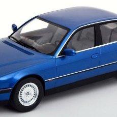 Coches a escala: BMW 740I (E 38) SERIE I 1994 ESCALA 1/18 DE KK-SCALE. Lote 289505093