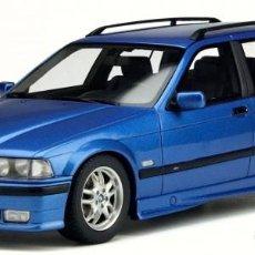Coches a escala: BMW 328I (E 36) TOURING M PACK 1997 ESCALA 1/18 DE OTTO MOBILE. Lote 289895763
