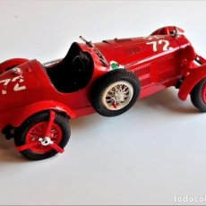 Coches a escala: BURAGO COCHE ALFA ROMEO 2300 1934 ESCALA 1/18 - METAL 24.CM LARGO. Lote 294848243