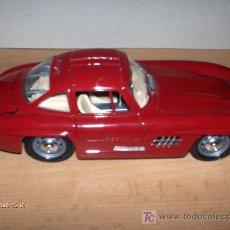 Coches a escala: MERCEDES BENZ 300 SL 1954. Lote 18023253