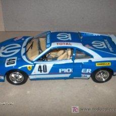 Coches a escala: BURAGO ----- FERRARI GTO. Lote 27370456