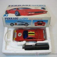 Coches a escala: COCHE ESCALA 1.24 FERRARI 288 GTO CON CONTROL REMOTO. Lote 53877626