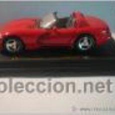 Coches a escala: VIPER RT-10, BURAGO . Lote 25108369