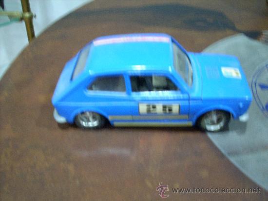FIAT 127- MARCA NACORAL AÑOS 70 (Juguetes - Coches a Escala 1:24)