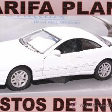 Coches a escala: MERCEDES CL600 ESCALA 1:24 DE WELLY EN CAJA. Lote 26396911