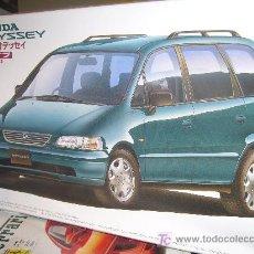 Coches a escala: FUJIMI - HONDA ODYSSEY 4WD. Lote 32887326
