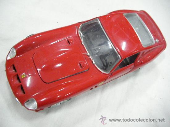 COCHE FERRARI GTO 1/24 (Juguetes - Coches a Escala 1:24)