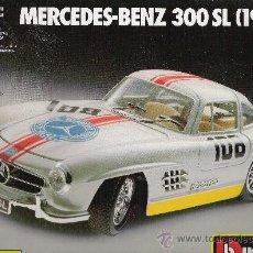 Coches a escala: MERCEDES-BENZ 300 SL 1954. Lote 28620325