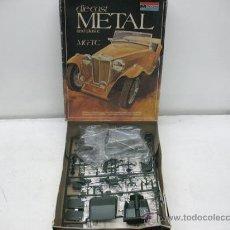 Coches a escala: MONOGRAM-MODELO MG-TCMAQUETA PARA MONTAR EN METAL Y PLASTICO- ESCALA 1/24. Lote 28649860