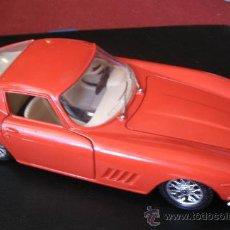 Coches a escala: FERRARI 275 GTB 4 DEL AÑO 1966 -- MARCA BURAGO. Lote 30840311