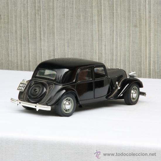 Coches a escala: Citroën 15 CV TA 1938 de b burago - Foto 3 - 33124417