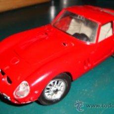 Coches a escala: FERRARI 250 GTO 1962 ESCALA 1/24 DE GUILOY - MADE IN SPAIN. Lote 33875340