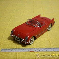 Deportivo Chevrolet Corvette 1954 Danbury Mint 1:24