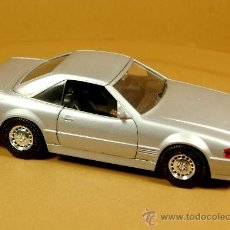 Coches a escala: MERCEDES BENZ 500 SL COUPE - ESC 1/25 MIRA MADE IN SPAIN SIMILAR ESC. 1/24 VINTAGE. Lote 34781618
