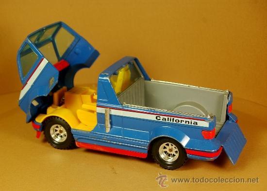 Coches a escala: GMC CALIFORNIA VAN Modelo Exclusivo de BBURAGO Burago - Made in Italy Vintage 1983 - Foto 4 - 35271982