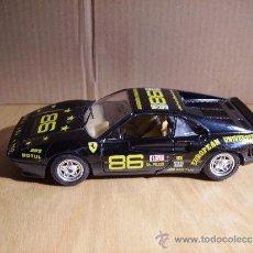 Coches a escala: BURAGO --- FERRARI GTO. Lote 35606064