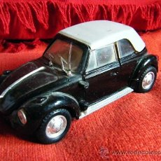 Coches a escala: VOLKSWAGEN 1303 CABRIOLET POLISTIL S.15 - - 1/25 - MADE IN ITALY. Lote 208443847
