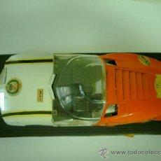 Coches a escala: NACORAL MONZA GT CON CAJA ESC 1/24. Lote 37459177