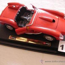 Coches a escala: FERRARI 250 TESTA ROSSA (1957). Lote 115577610