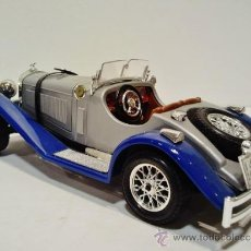 Coches a escala: MERCEDES SSK. ESCALA 1/24. BURAGO, MADE IN ITALY.. Lote 203242110