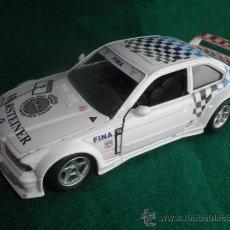 Coches a escala: BMW M3 BURAGO 1/24. Lote 102539916