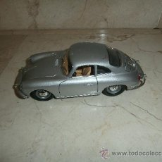 Coches a escala: PORSCHE - COCHE BURAGO PORSCHE 356 B 1961 MADE IN ITALY , 111-1. Lote 39180257
