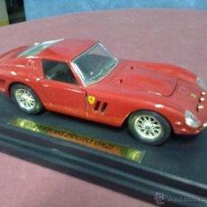 Coches a escala: FERRARI 250 GTO BURAGO. Lote 39393738