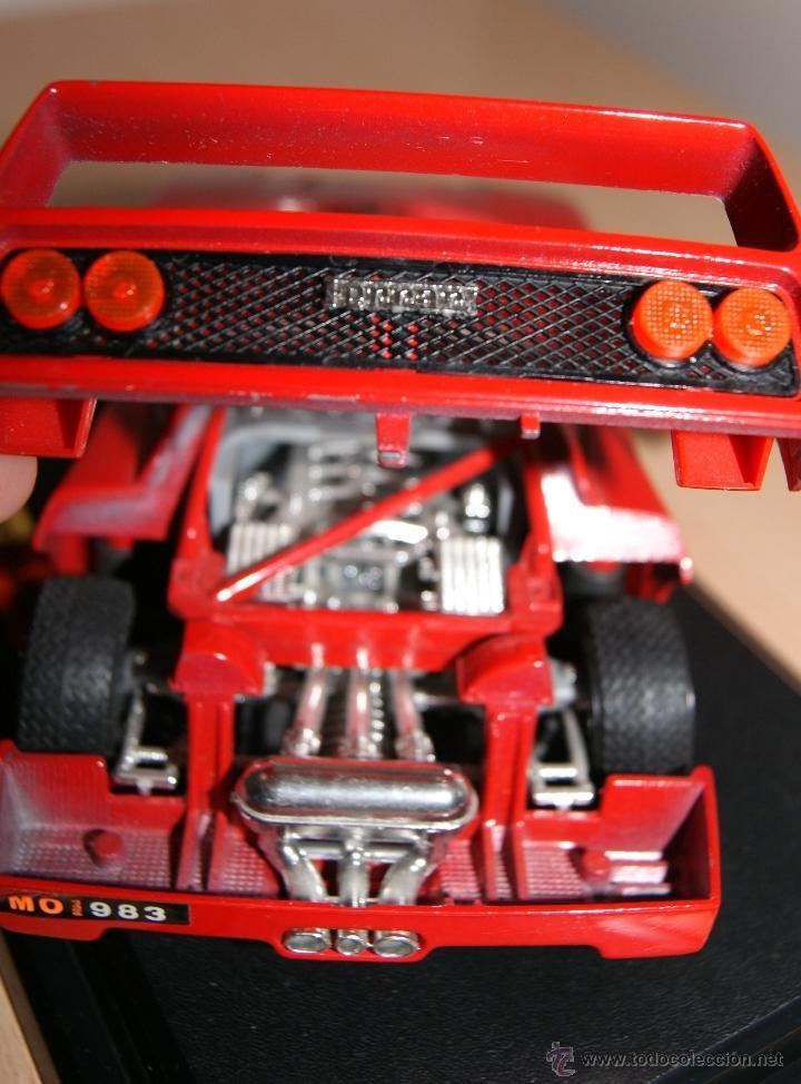 Coches a escala: Lote Coches Mercedes-Benz SSK 1928 / Ferrari F40 1987 / Ferrari 250 LM Monza 1966 - Burago - Foto 13 - 41436932