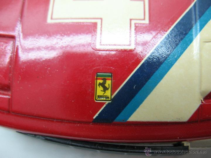 Coches a escala: Revell - Coche Ferrari Testarossa 4 1988 Metalkit Good Year - Escala 1:24 - Foto 8 - 42247673