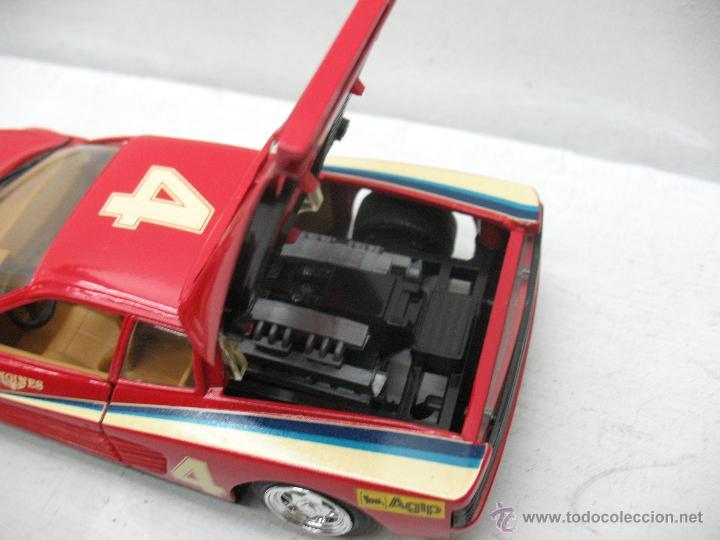 Coches a escala: Revell - Coche Ferrari Testarossa 4 1988 Metalkit Good Year - Escala 1:24 - Foto 9 - 42247673