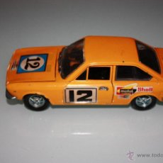 Coches a escala: SEAT 124 SPORT COUPE 1600 GUISVAL MADE IN SPAIN ESCALA 1/23. Lote 46019097