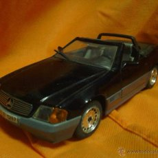 Coches a escala: MERCEDES BENZ 500 SL. Lote 46982493