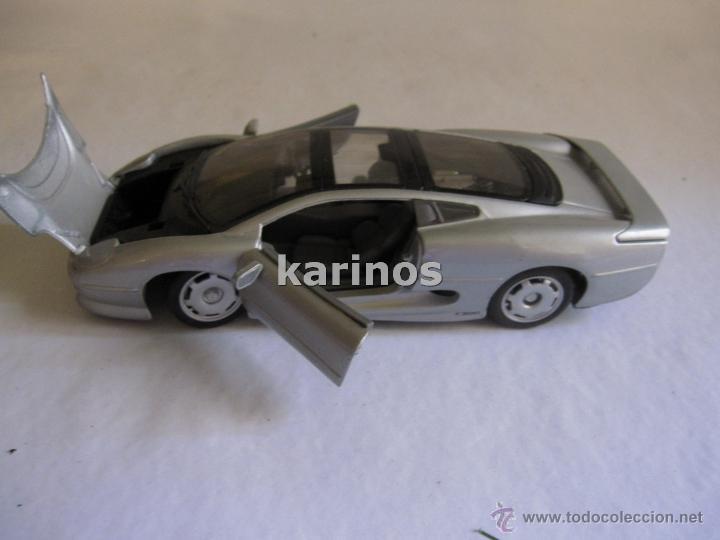 Coches a escala: Jaguar XJ 220 Maisto (sin caja) - Foto 3 - 48646968