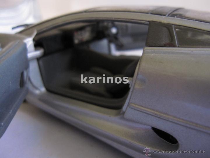 Coches a escala: Jaguar XJ 220 Maisto (sin caja) - Foto 4 - 48646968