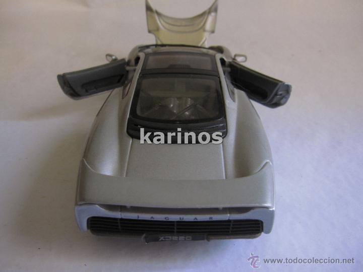 Coches a escala: Jaguar XJ 220 Maisto (sin caja) - Foto 6 - 48646968