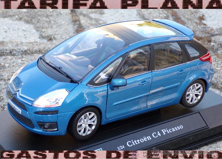 Picasso 24 De En Durch Verkauft Hongwell Citroen Escala 1 C4 4qRc3A5jL
