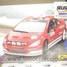 Coches a escala: PEUGEOT 307 WRC ESCALA 1/24 HELLER MAQUETA COCHE PARA MONTAR. Lote 52442940
