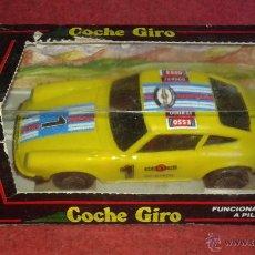 Coches a escala: PORCHE 911 INZA PLAS ZARAGOZA. Lote 52999793