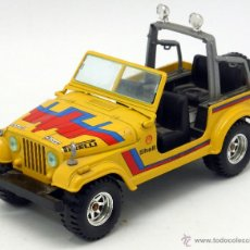 Coches a escala: JEEP BURAGO 1/24 MADE IN ITALY AÑOS 90 . Lote 53351557