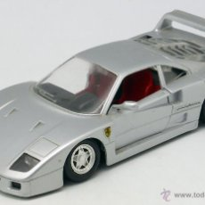 Coches a escala: FERRARI F40 GUILOY 1/24 MADE IN SPAIN AÑOS 90 . Lote 53351858