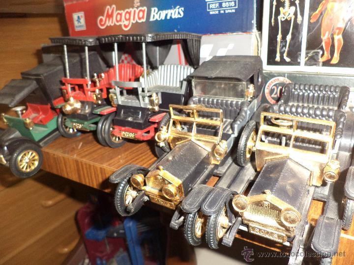 Coches a escala: Colección Nacoral de coches clásicos.16 coches de época esc.1/24 aprox.Made in Spain. - Foto 2 - 53430107
