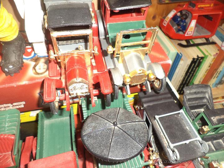 Coches a escala: Colección Nacoral de coches clásicos.16 coches de época esc.1/24 aprox.Made in Spain. - Foto 5 - 53430107