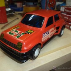 Coches a escala: RENAULT 5 MAXITURBO.ESC.1/24 JOUSTRA MADE IN FRANCE.. Lote 53742800