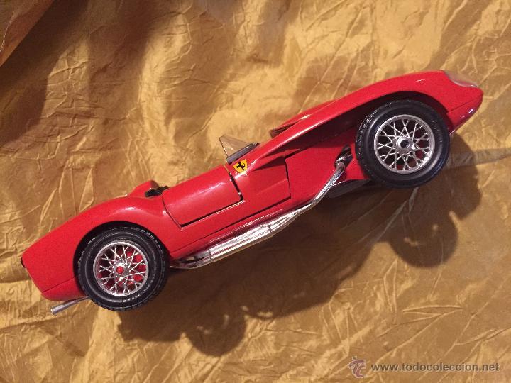 Coches a escala: Ferrari 250 Testa Rossa - Foto 6 - 54433770