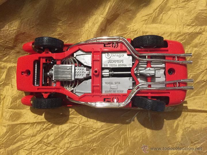 Coches a escala: Ferrari 250 Testa Rossa - Foto 7 - 54433770