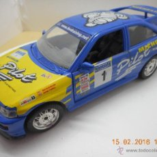 Auto in scala: FORD ESCORT COSWORTH MICHELIN. Lote 206495551